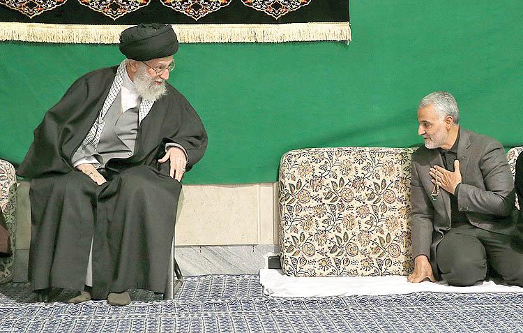 حضرت آیتالله العظمی امام خامنهای