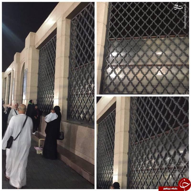 خباثت جدید آل سعود در قبرستان بقیع