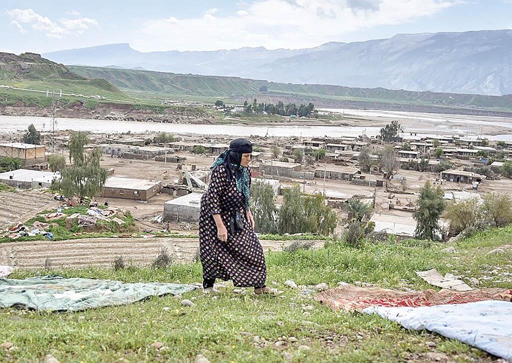 روستای چم مهر-لرستان-بهنام توفیقی copy