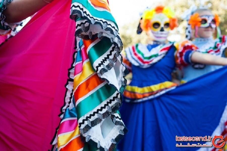 جشن عجیب مردگان چیست؟/تصاویر