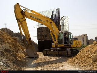 بازدید محمدباقر نوبخت از پروژه بزرگراه شهید همت به کرج