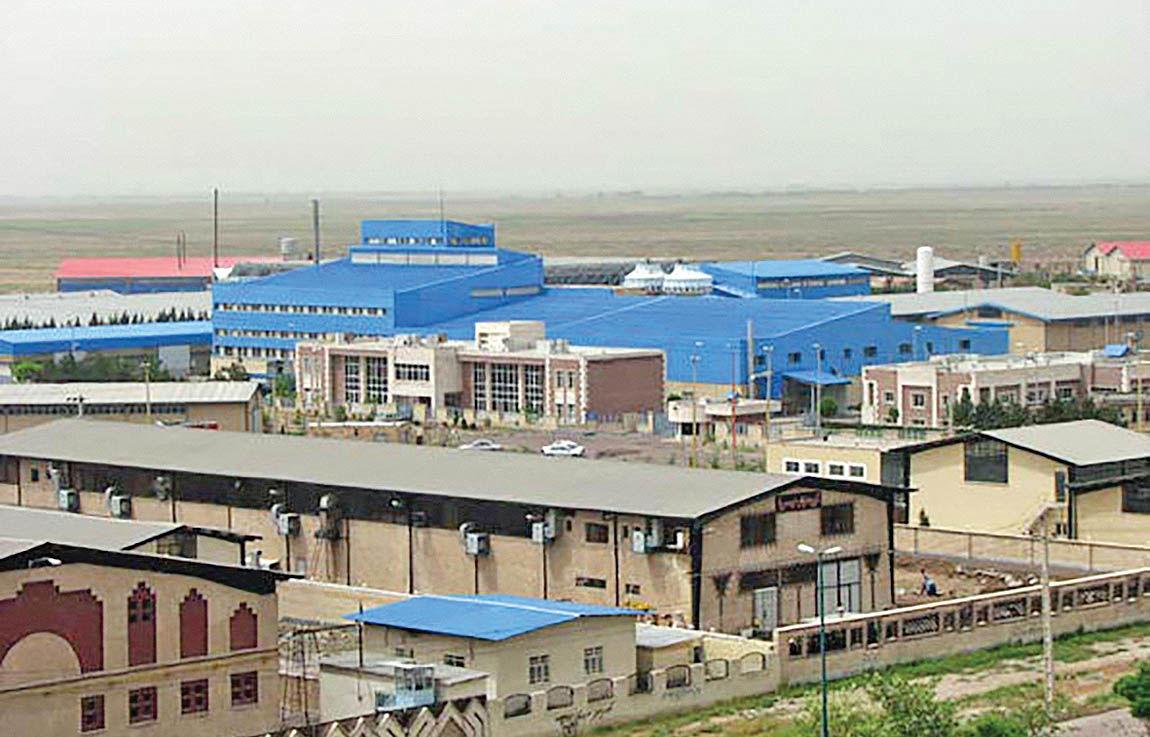 عملیات نجات صنایع در همدان