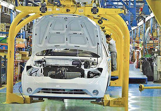 کیفیت خودروهای داخلی در فروردین
