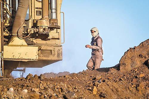 «خودتحریمی» صادرکنندگان سنگآهن