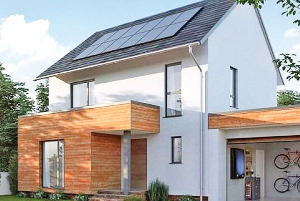 استفاده از سقف خورشیدی در خانهها اجباری میشود