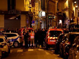 تصاویر منتشرشده از حمله مسلحانه در پاریس