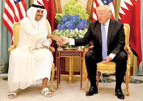 حمله به قطر چگونه خنثی شد؟