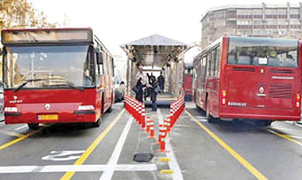 جایگزینی ون و مینیبوس در برخی خطوط اتوبوسرانی