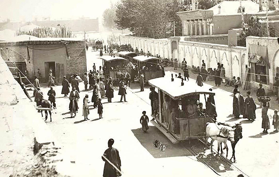 آرزوی دیرینه راهآهن
