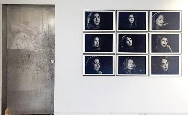 بر پایی نمایشگاه «شیرین – عباس کیارستمی» در نگارخانه ثالث