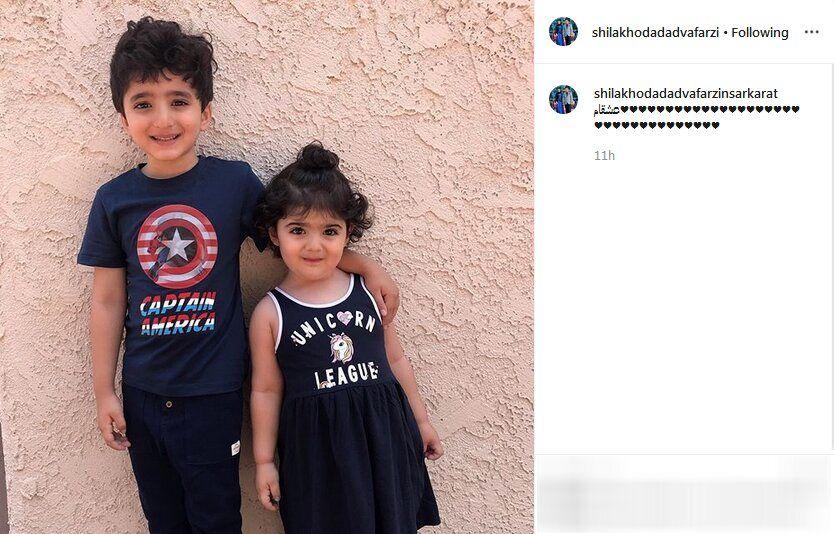 دغدغه محیط زیستی عموپورنگ/ شیطنت عجیب رضا صادقی برای خنداندن دخترش/