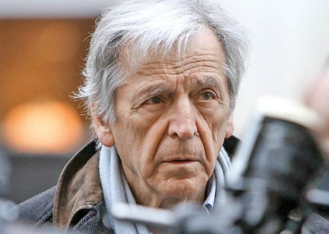 جایزه یک عمر دستاورد برای کارگردان «حکومت نظامی»