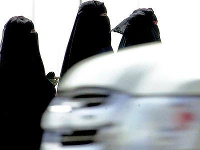 زنان بازیچه آل سعود