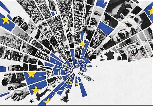 نقشه پوپولیستهای اروپایی برای دوم خرداد