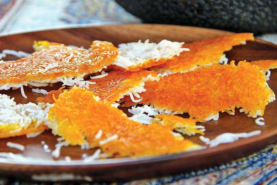 «ته دیگ ایرانی» در لیست غذاهای پیشنهادی نیویورک تایمز