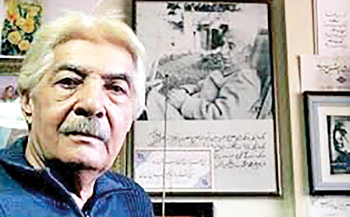 درگذشت  شاعر و حافظ پژوه پیشکسوت در 83 سالگی