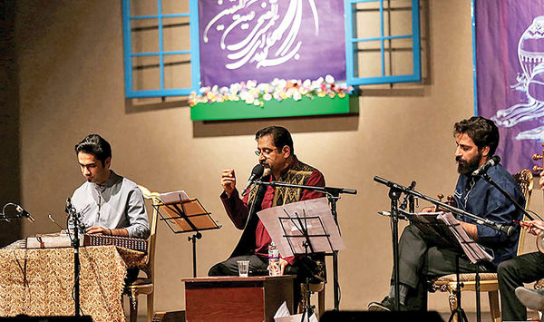 آغاز برگزاری کنسرتها  در مشهد؟