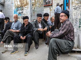 بازدید جهانگیری از مناطق زلزلهزده کرمانشاه
