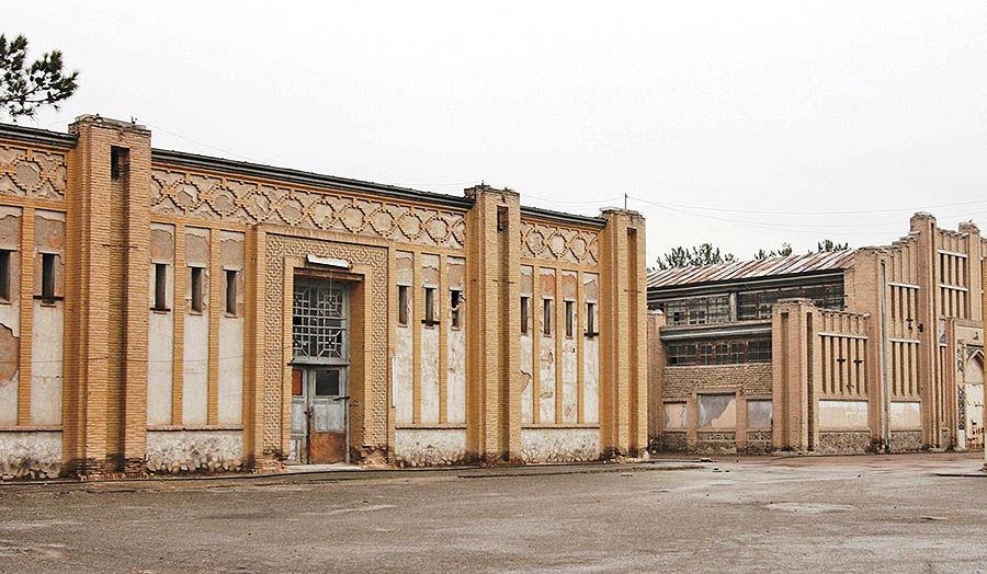 نساجی مدرن در ایران