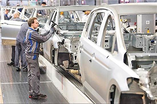 ضرر هنگفت کرونا به خودروسازی بریتانیا