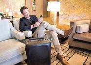 چمدان هوشمندی که پا به پایتان میآید