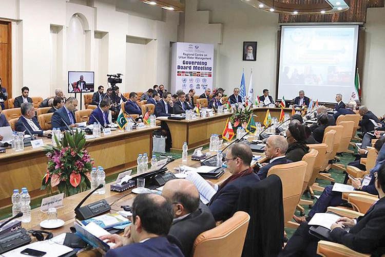 تصویب اجرای 10 پروژه آبی