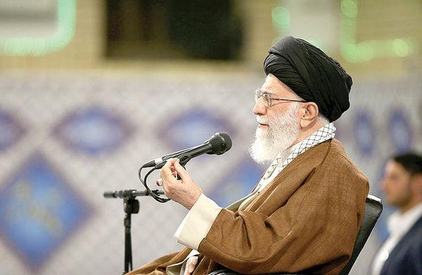 ایران عزیز در آیندهای نه چندان دور  به همه اهداف خود خواهد رسید