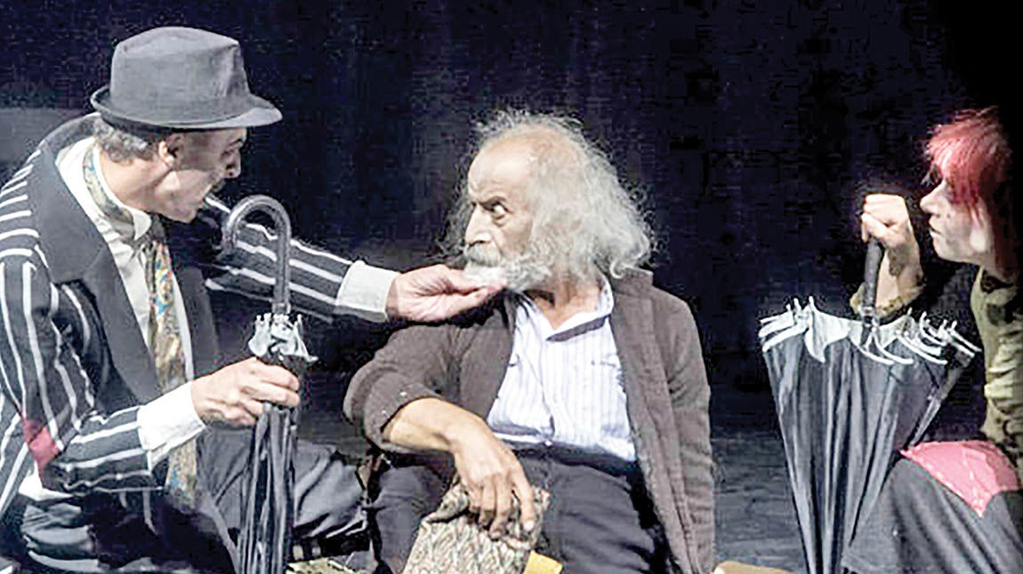 از سرگیری نمایش «فاندو و لیز» در تئاتر شهر