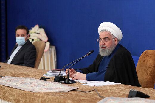 روحانی: همه دستگاهها برای رونق کسب و کار، اشتغال و جهش تولید برنامه ریزی کنند