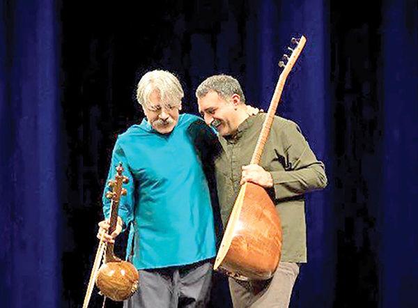 تور کنسرتهای کیهان کلهر و اردال ارزنجان در ایران