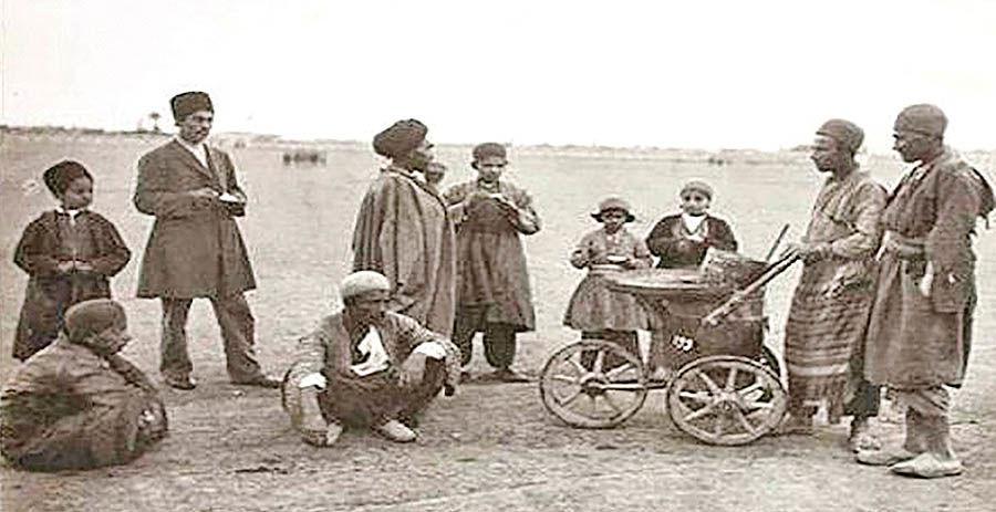 قدیمیترین بامیهپزهای تهران