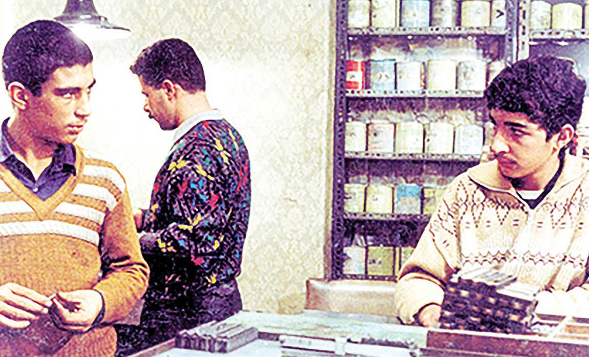 فیلم قدیمی«نیاز» روی آنتن شبکه ۴