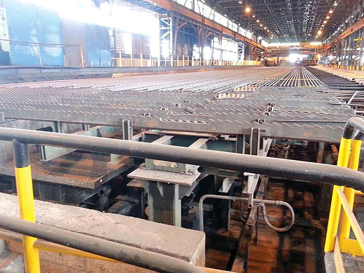 رکورد جدید صادرات فولاد خراسان