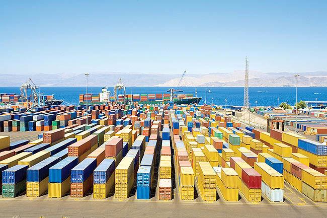مصائب صادرات از هشت تابلو