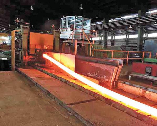 اجرای 5 طرح توسعهای در «فولاد البرز غرب»