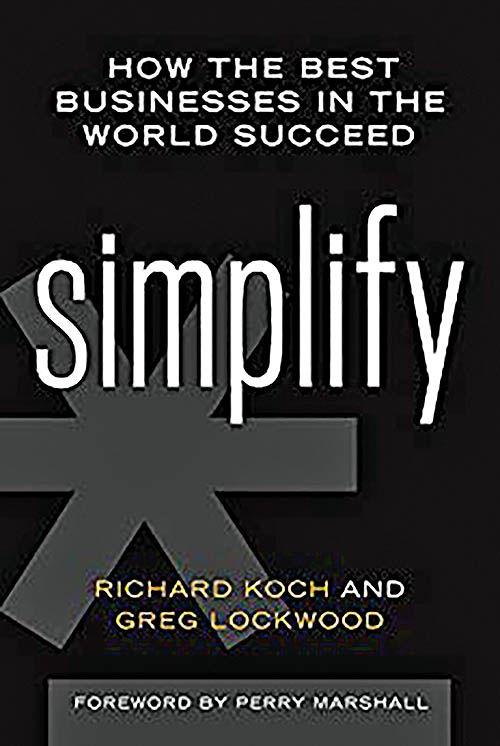 به دنبال سادهسازی کسبوکار