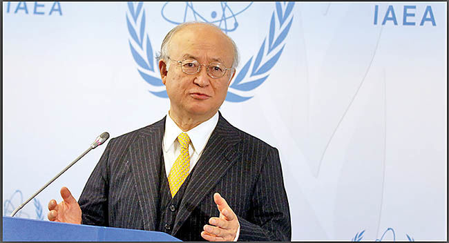 درگذشت مدیرکل آژانس بینالمللی انرژی اتمی