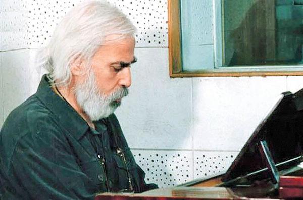 پخش آثار بابک بیات از رادیو ایران