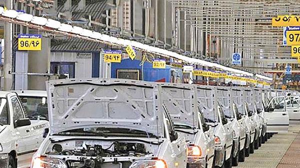 «دنیای اقتصاد» هدفگذاری دولت در سال 98 را بررسی کرد نقشه راه تولید 2/ 1 میلیون خودرو