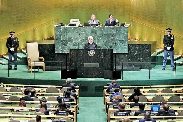 محک دیپلماسی روحانی در نیویورک