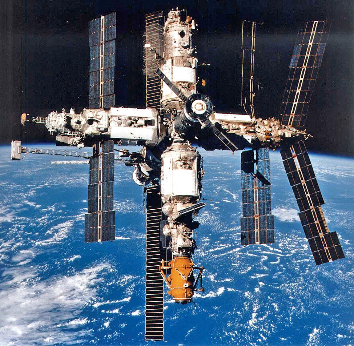 ایستگاه میر، یک شاهکار علمی