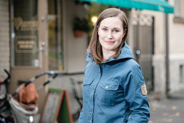 یک زن ۳۴ ساله  رئیس دولت فنلاند شد