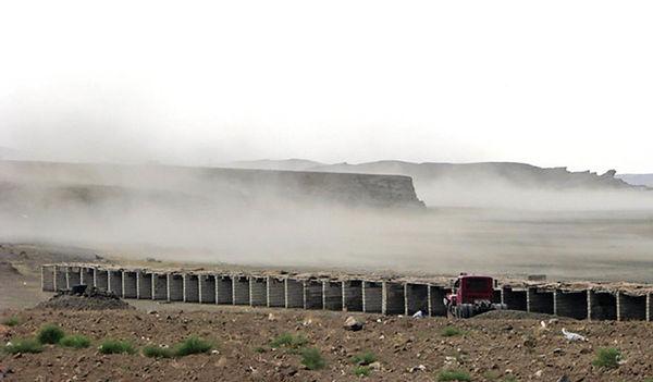 کنترل ۸۰ درصد ریزگردهای نمکی دریاچه ارومیه