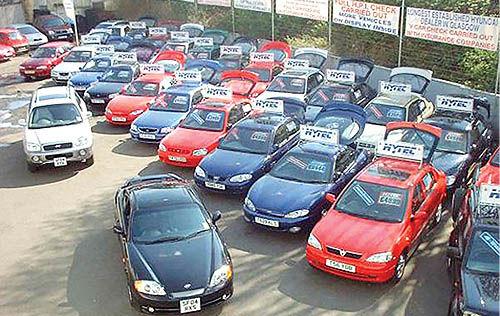 تداوم افت فروش خودرو در اسپانیا