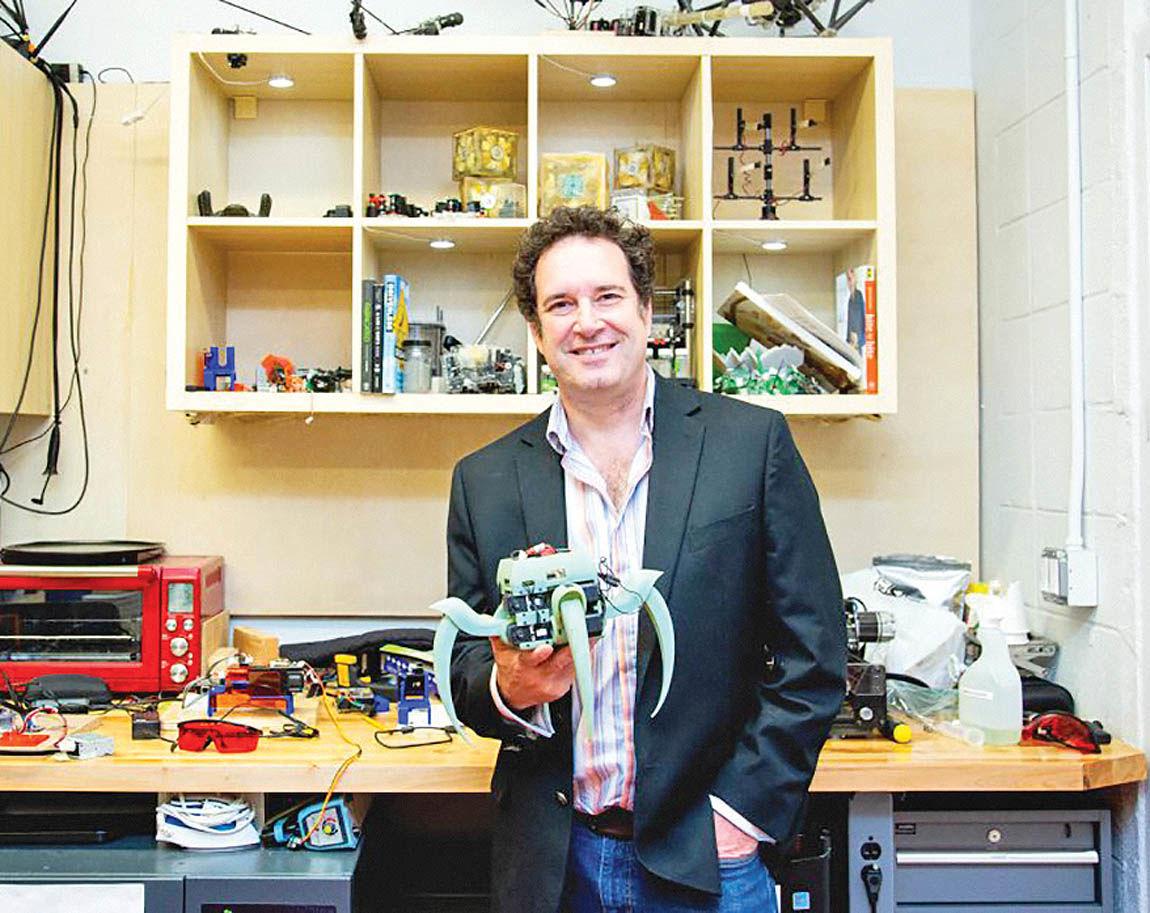 روباتهایی که خود را شبیهسازی میکنند