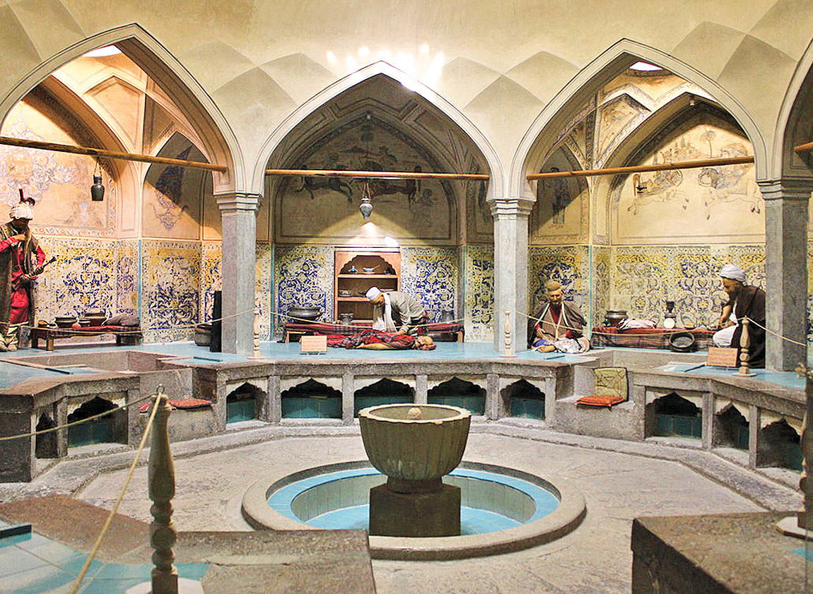 معماری حمامها