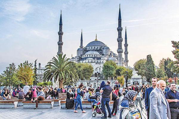 اقتصاد توریسم در 17 شهر اروپایی