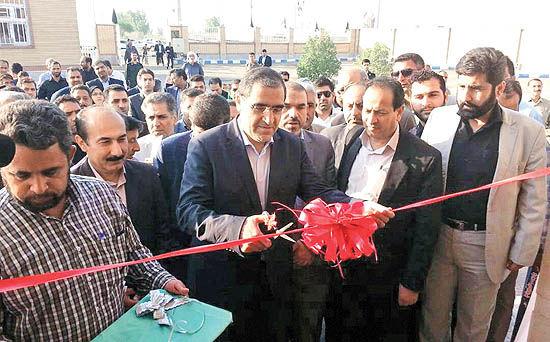 افتتاح 50 طرح درمانی در خوزستان