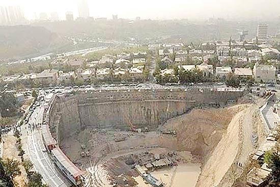 تعیین تکلیف گود برج میلاد تا پایان بهار