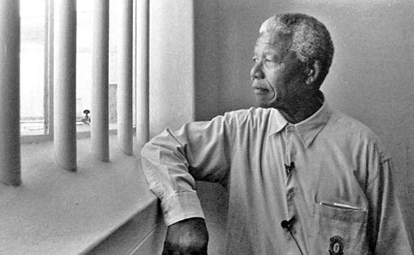 محکومیت ماندلا به حبس ابد